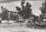 Wylie Hall - Construction photo