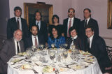 Ron Wolfson and Dr. Hanan Alexander with guests, Dinner Event Album