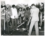 Guest Plants Tree, Camp Ramah Groundbreaking