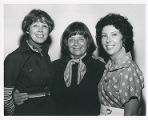 Shirley Blumenthal, Thelma Post and Judith Miller,  Author-Artist  Luncheon, University Women