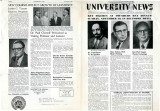 Vol. 4, No. 1, University of Judaism News, 1952