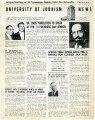 Vol. 12, No. 2, University of Judaism News, 1960