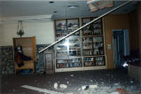 Synagogue at BCI after 1994 Northridge Earthquake