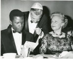 Sidney Poitier and Rose Turner, 16th Annual Founder's Day Dinner