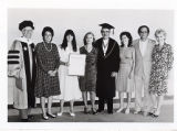 Dr. David Lieber with Levine Family on Graduation