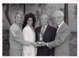 Julian and Lois J. Weinstock Family with Dr. David Lieber