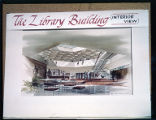 Sketch of The Library Building (Interior View), Familian Campus Original Concept