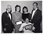 Sol Ervin and Anne Dorff, Distinguished Founder honor