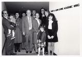 Alvin and Trudy Levine Family, Ziegler Administration Building Dedication