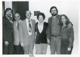 Shirley and Ted Levine Family with Dr. David Gordis