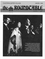Roundtable, Vol. 28 No. 1 - Winter 1983