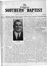 California Southern Baptist, Vol. 8 No. 7 - March 10, 1949