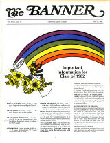 The Banner, Vol. 27 No. 15 - May 26, 1982